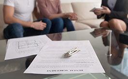 契約書やルームガイドの翻訳業務