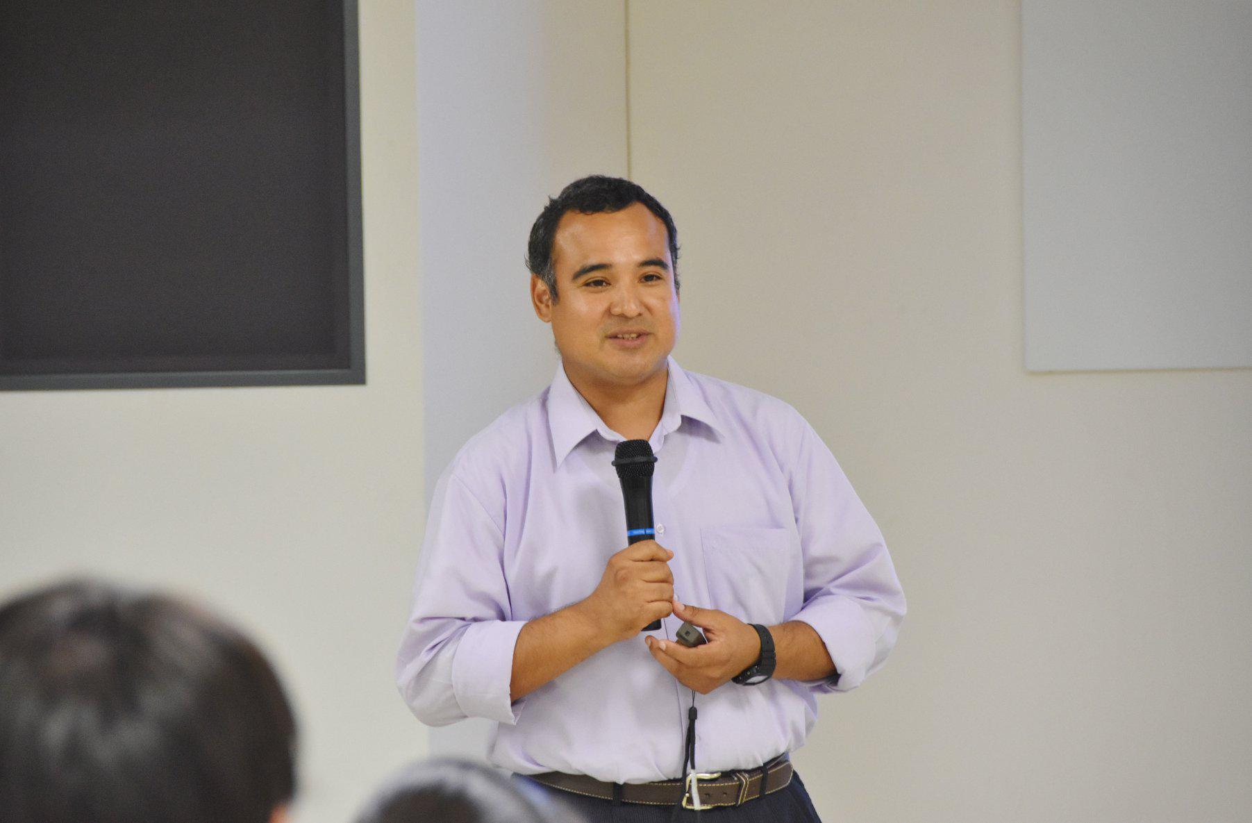 日本赤十字社(千葉県支部) 成田赤十字病院で ランゲージワンのカブレホス・セサル社員が「外国人とのコミュニケーションと医療通訳」について講演いたしました
